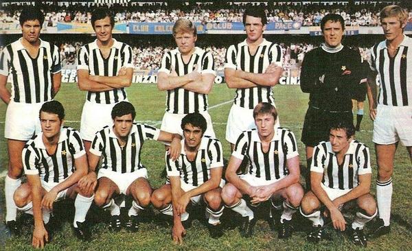 1970-1971 JUVENTUS