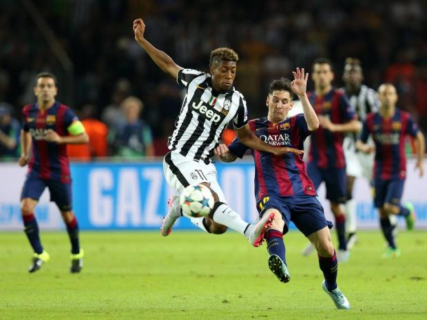 BERLIN 06 06 2015 Football Finale Champions league CL 2014 15 JUVENTUS TURIN FC Barcelona Barca