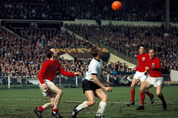 1966 England-defender-Nobby-Stiles