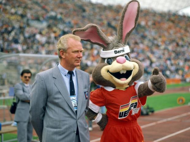 EURO 1988 BERNIE