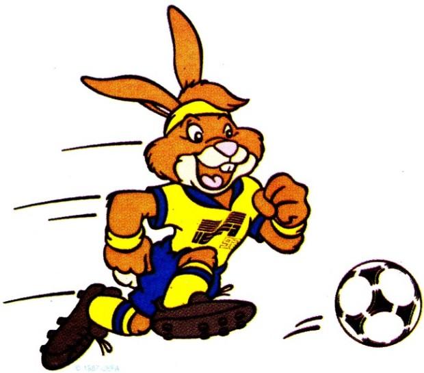 EURO 1992 Rabbit