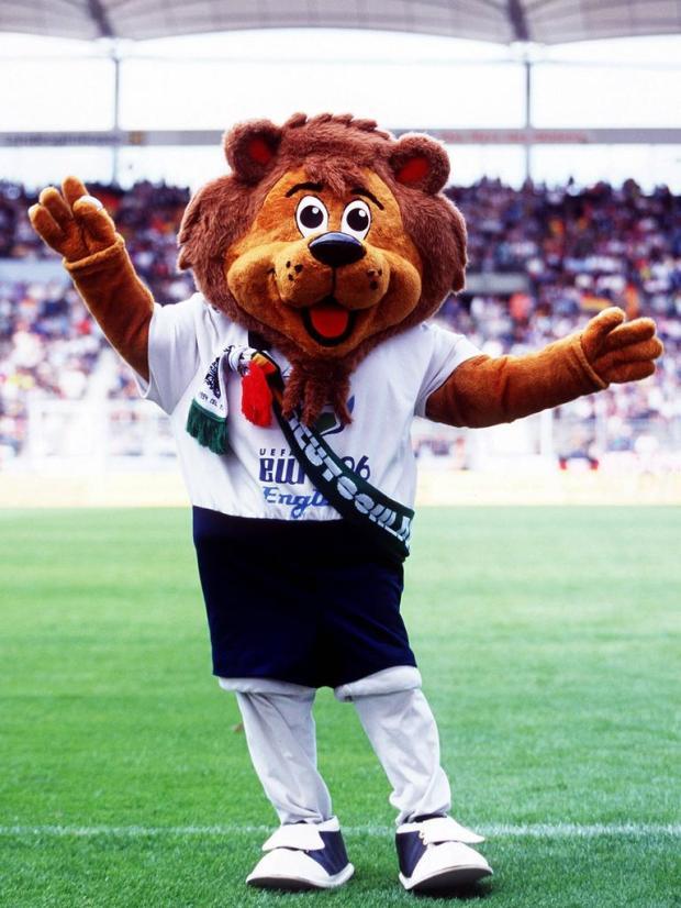 EURO 1996 Goaliath