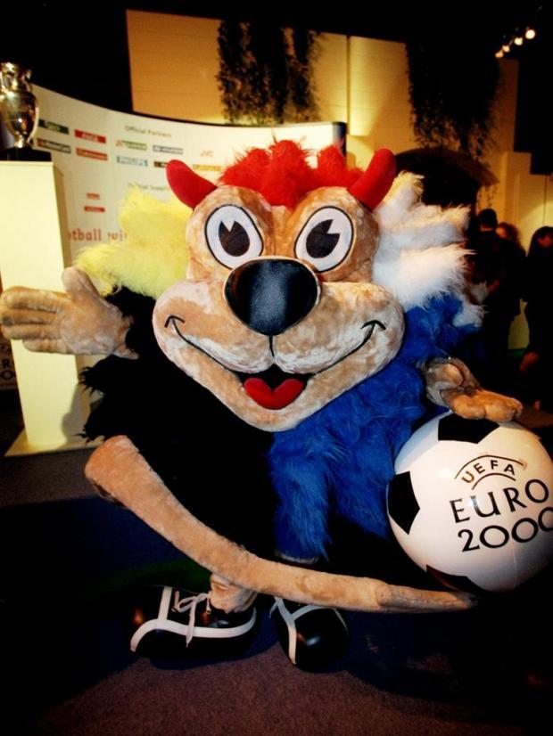 EURO 2000 Benelucky