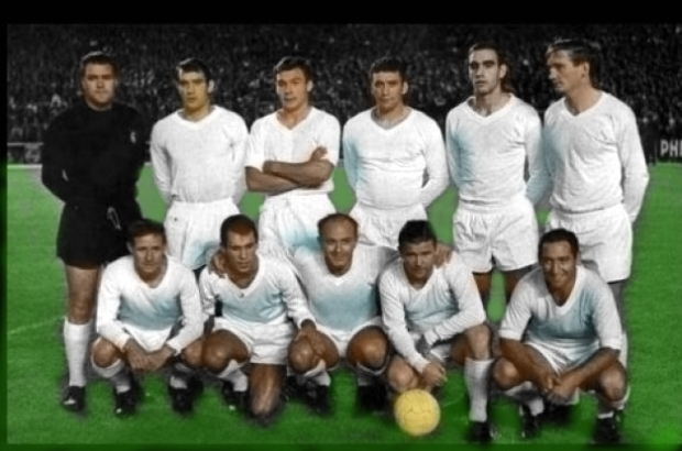 1964 REAL MADRID