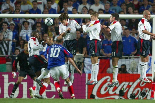 2004 ENGLAND-FRANCE
