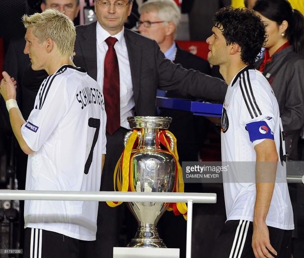 2008 Michael Ballack Germany