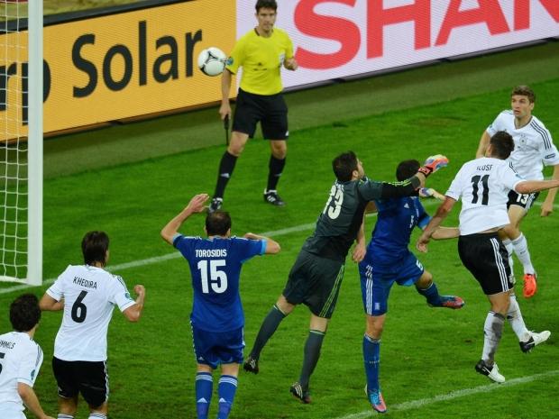 2012 GERMANY-GREECE