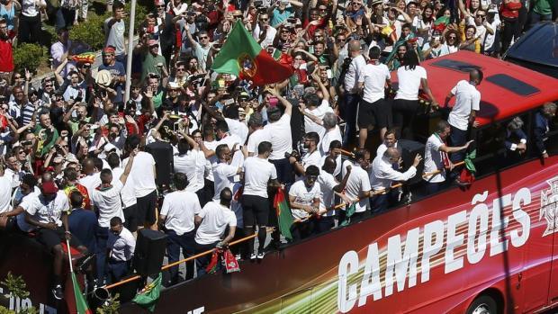 portugal campeones