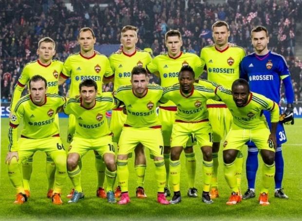 2016 CSKA MOSCA1