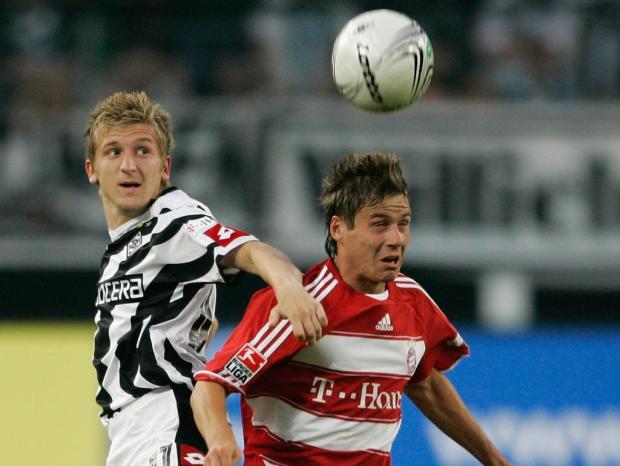 Borussia Moenchengladbach v Bayern Munich
