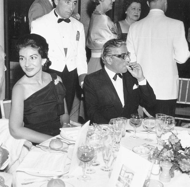 Maria Callas Onassis