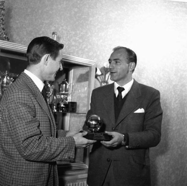 1957 Alfredo Di Stefano
