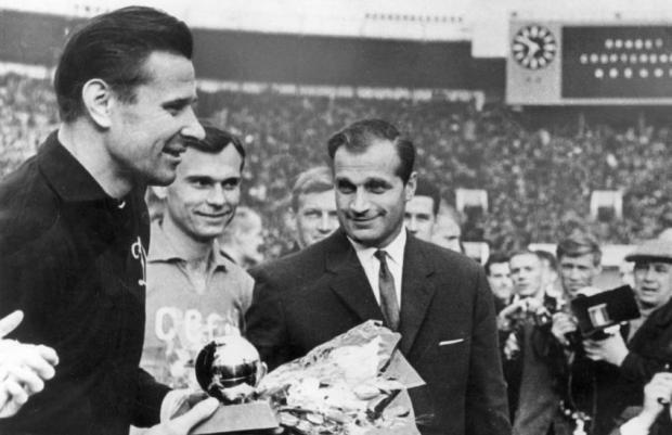 1963 Lev Yashin