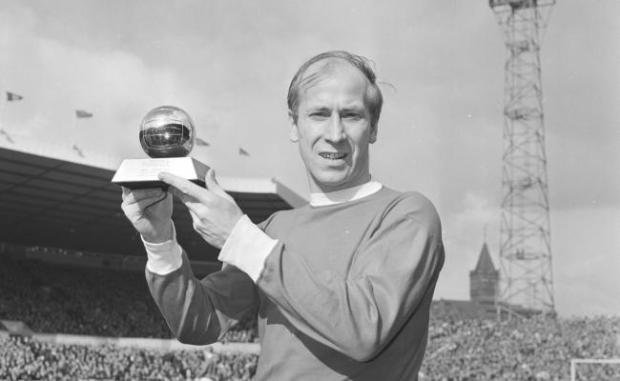 1966 Bobby Charlton