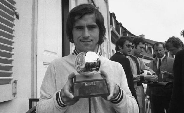 1970 Gerd Muller