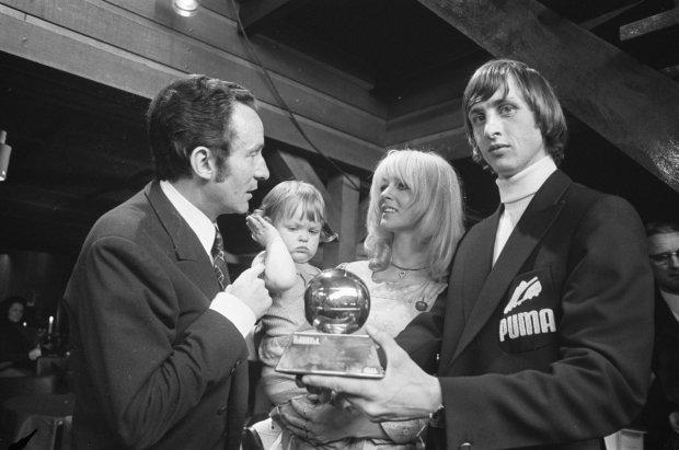 1971 Johan Cruyff
