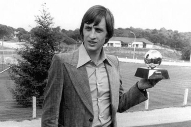 1973 Johan Cruyff