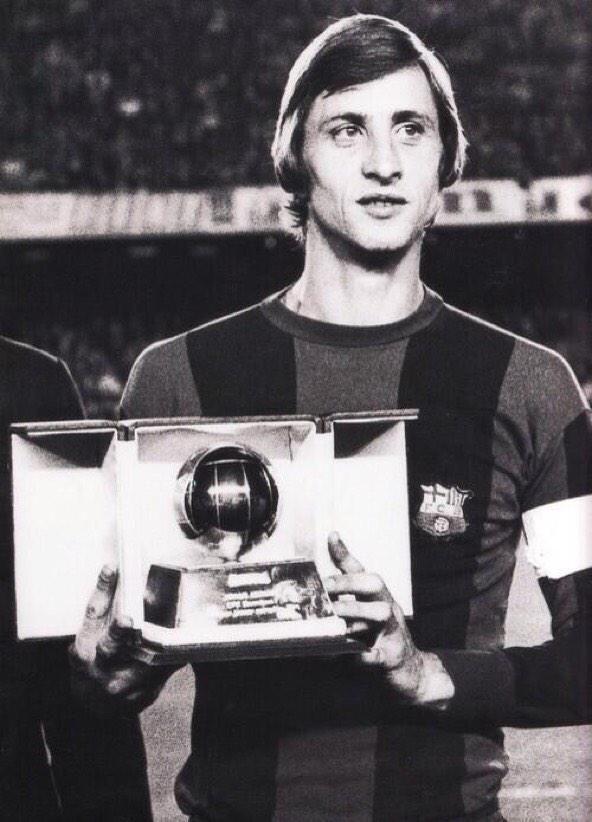 1974 Johan Cruyff