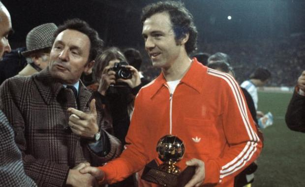 1976 Franz Beckenbauer