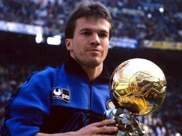 1990 Lothar Matthaus
