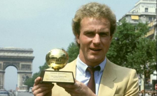 1980 Karl-Heinz Rummenigge