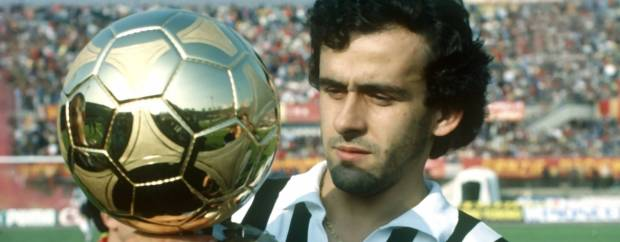 1984 Michel Platini