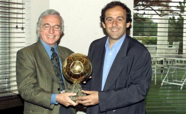 1985 Michel Platini