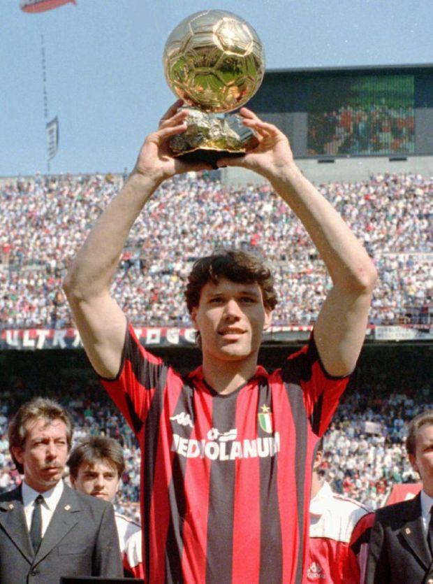 1989 Marco Van Basten