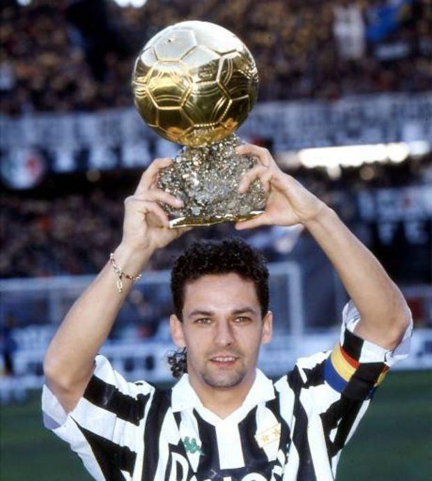 1993 Roberto Baggio
