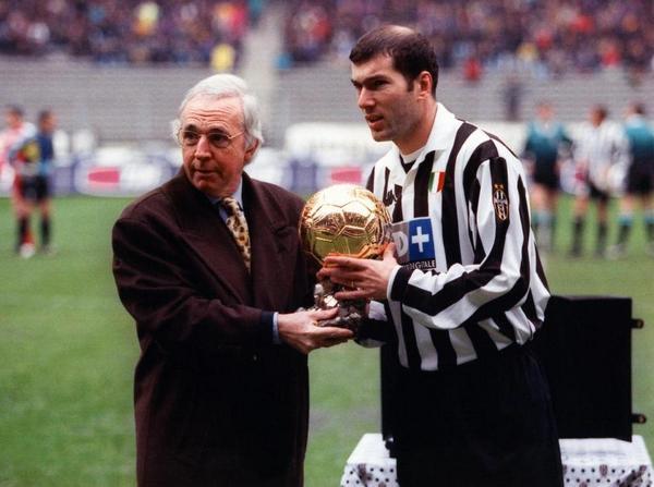 1998 Zinedin Zidane