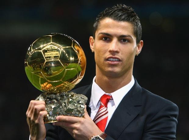 2008 Cristiano Ronaldo