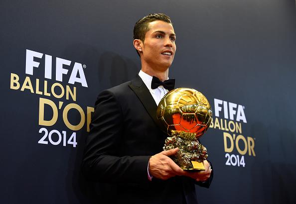 2014 Cristiano Ronaldo