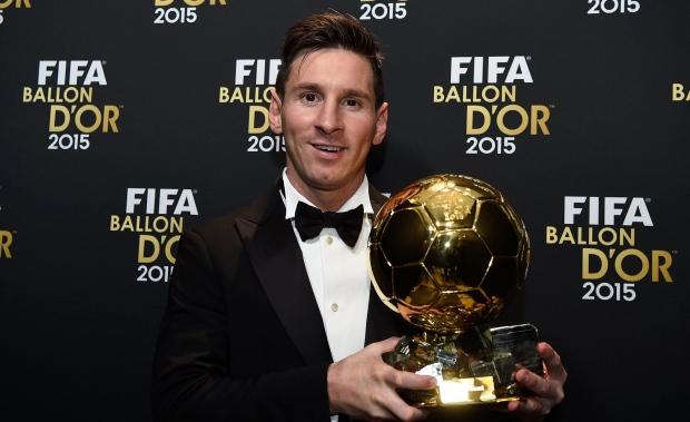 2015 Lionel Messi