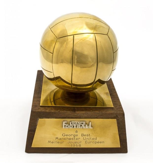 H Χρυσή μπάλα του Τζορτζ Μπεστ