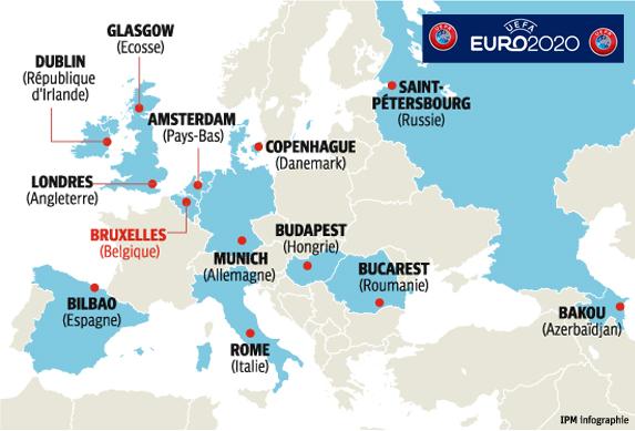 euro-2020-cities