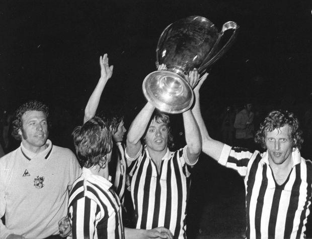 1973 στον τελικό με την Γιουβέντους